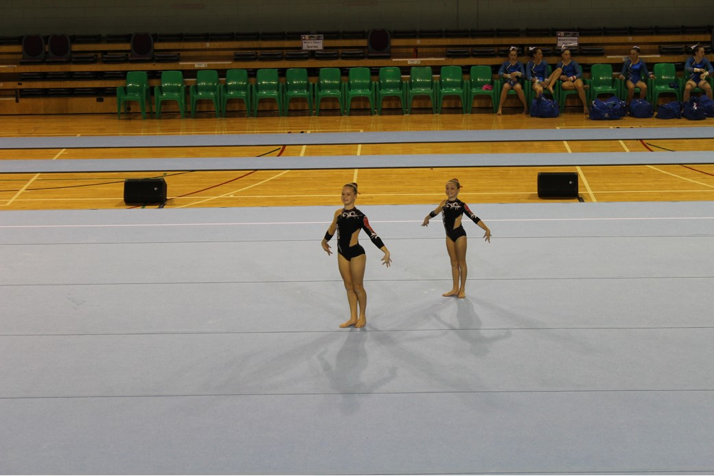 Acrobatic gymnastics leotards by Modlen Studio