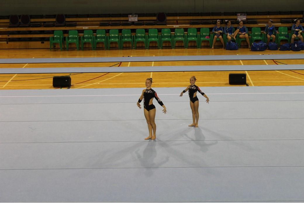 Acrobatic gymnastics leotards by Modlen Studio
