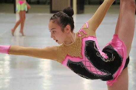 Rhythmic Gymnastics Leotard by Modlen Studio in Japan