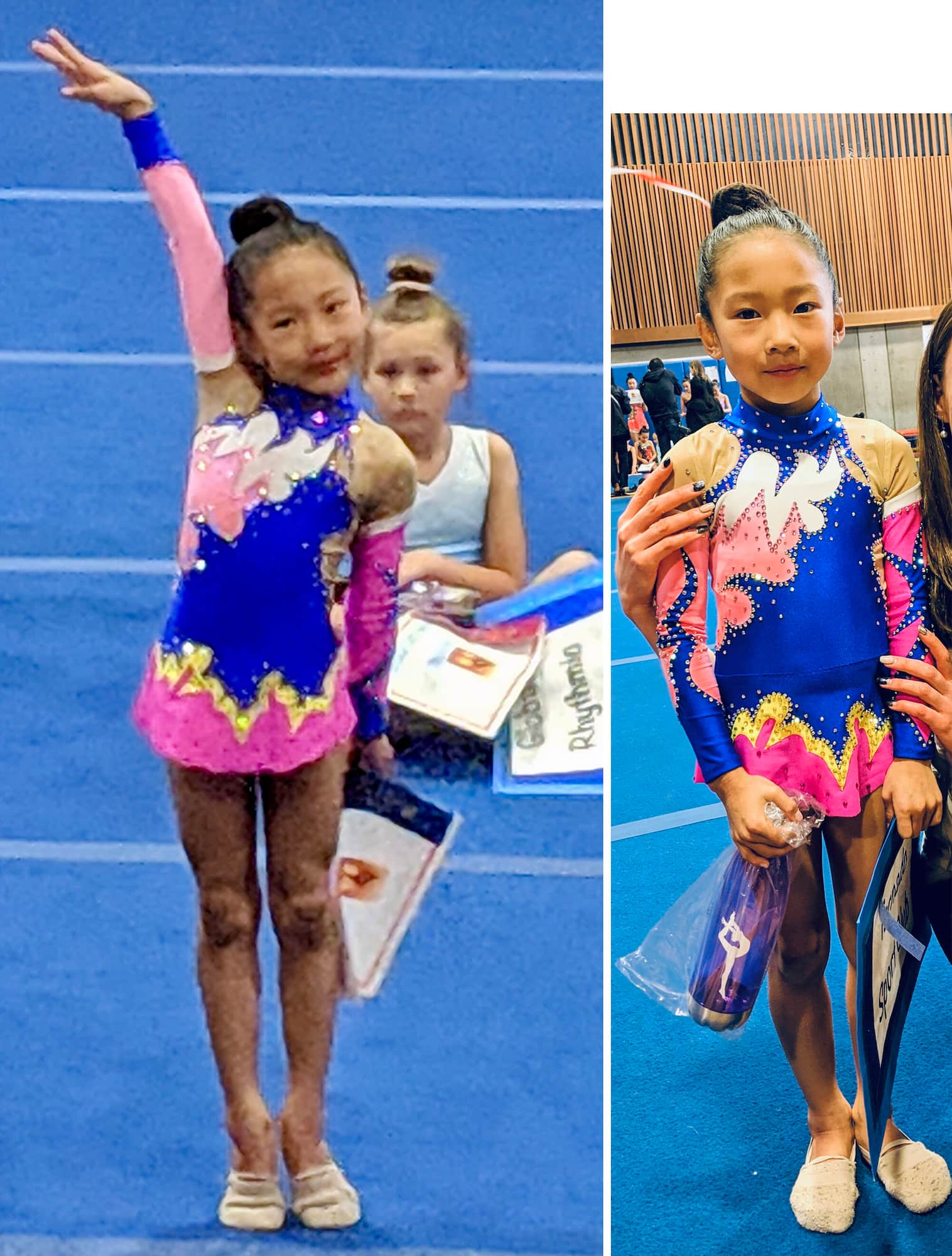 Rhythmic Gymnastics Leotard for Annabeth from USA