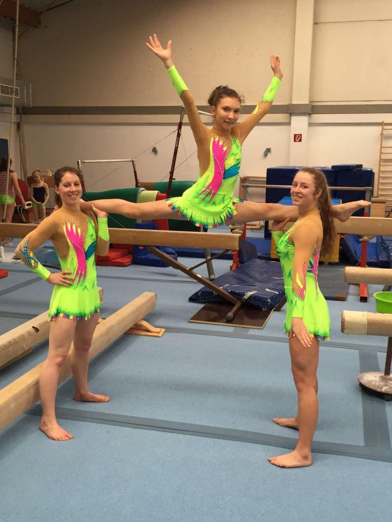 Rhythmic Gymnastics Leotard by Modlen Studio in Austria